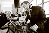 DJ Mark Birch - Owner and founder of everything entertainment